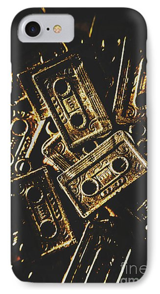 Music Nostalgia IPhone Case by Jorgo Photography - Wall Art Gallery