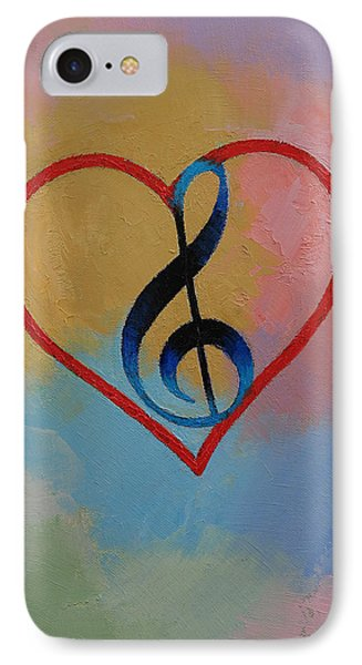 Music Note IPhone Case