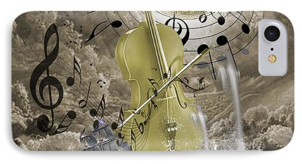 Music Time IPhone Case