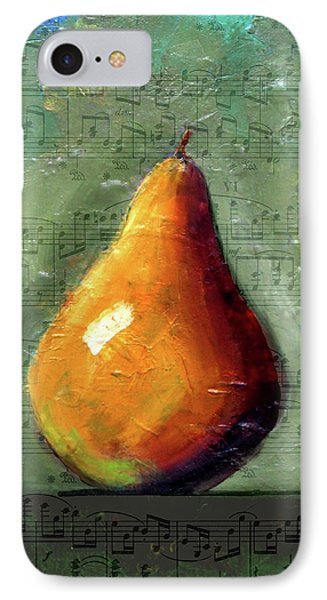 Musical Pear IPhone Case