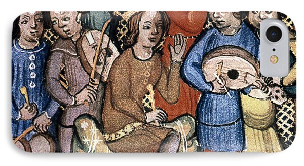 Musicians Phone Case by Granger