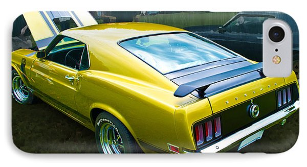 Mustang Boss 302 IPhone Case