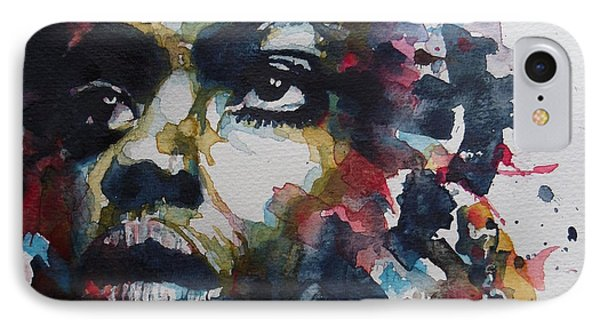 My Baby Just Cares For Me  IPhone Case by Paul Lovering