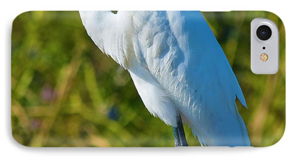 My Better Side IPhone Case by Betsy Knapp
