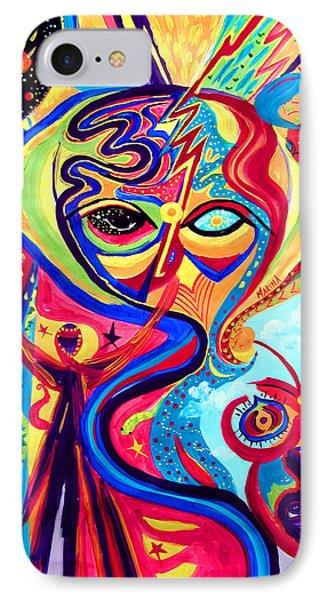 My Brain Phone Case by Marina Petro