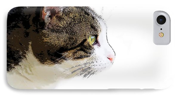 My Cat IPhone Case by Craig Walters