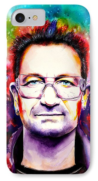 My Colors For Bono IPhone Case