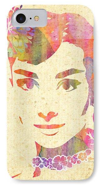 My Fair Lady - Audrey Hepburn IPhone Case