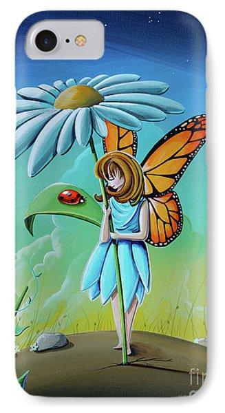 My Fair Lady #fairy IPhone Case by Cindy Thornton