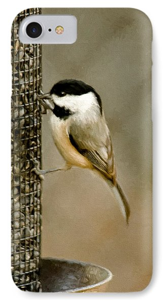 My Favorite Perch IPhone Case by Lana Trussell