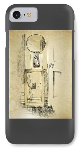 My Favorite Whistler IPhone Case by Ch' Brown