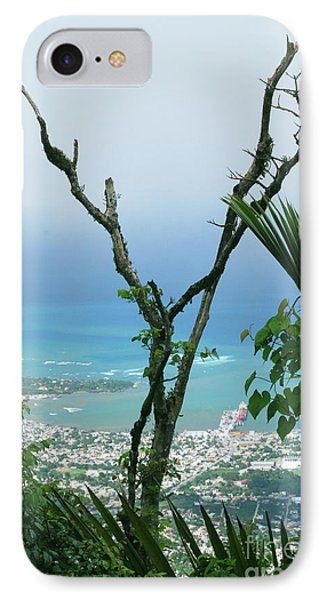 My Favorite Wishbone Between A Mountain And The Beach IPhone Case