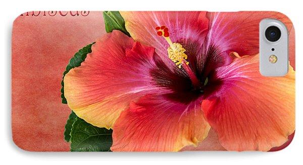 My Fiesta Hibiscus IPhone Case