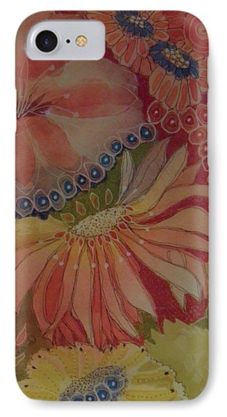 My Flower Garden IPhone Case by Terry Honstead