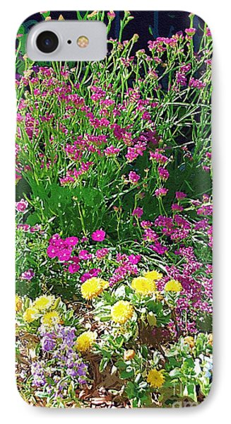 IPhone Case featuring the photograph My Garden   by Donna Bentley