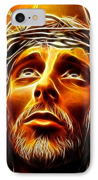 My God  Why Have You Abandoned Me Phone Case by Pamela Johnson