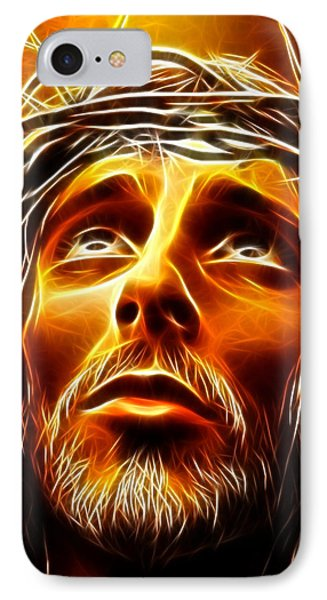 My God  Why Have You Abandoned Me IPhone Case by Pamela Johnson