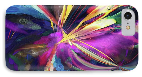 IPhone Case featuring the digital art My Happy Place by Margie Chapman