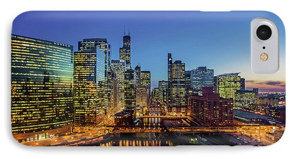 My Kind Of Town IPhone Case by Charles Shoup