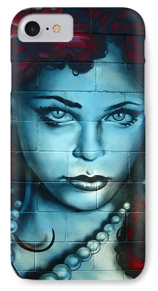 My Lady ... IPhone Case by Juergen Weiss