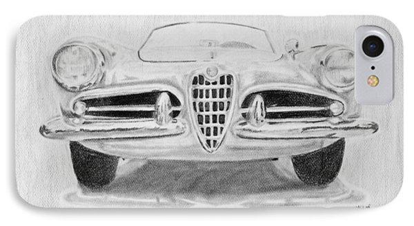 My Love - Alfa Romeo IPhone Case