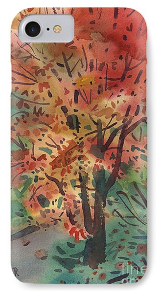 My Maple Tree IPhone Case by Donald Maier