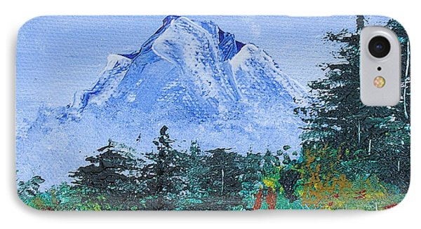 My Mountain Wonder IPhone Case by Jera Sky