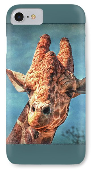 IPhone Case featuring the photograph My Name Is Bingwa by Hanny Heim