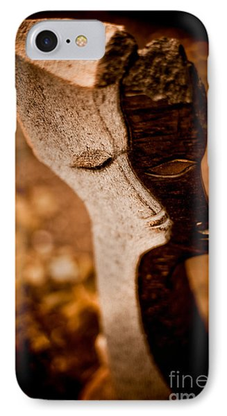 My Shadow And I Phone Case by Venetta Archer
