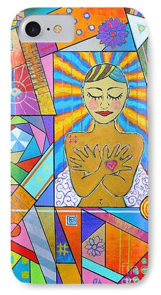 My Soul, I Carry IPhone Case by Jeremy Aiyadurai