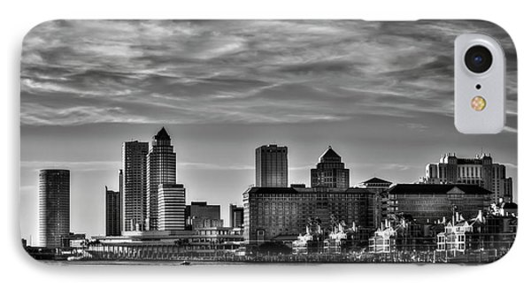 My Tampa IPhone Case by Marvin Spates