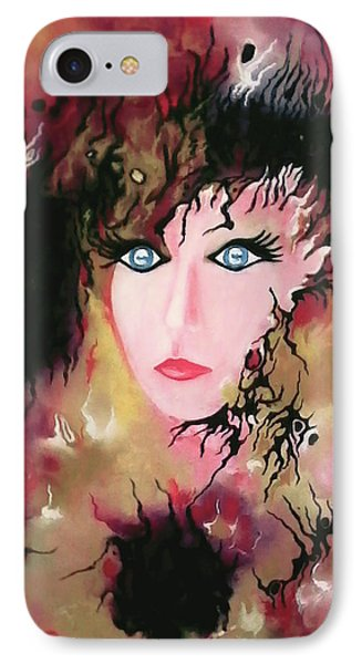 My Unique Rendevouz IPhone Case by Carmen Fine Art