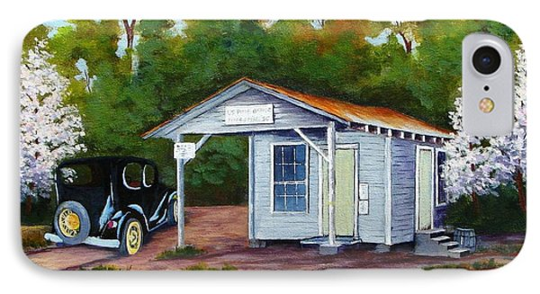 Myers Mill Post Office IPhone Case