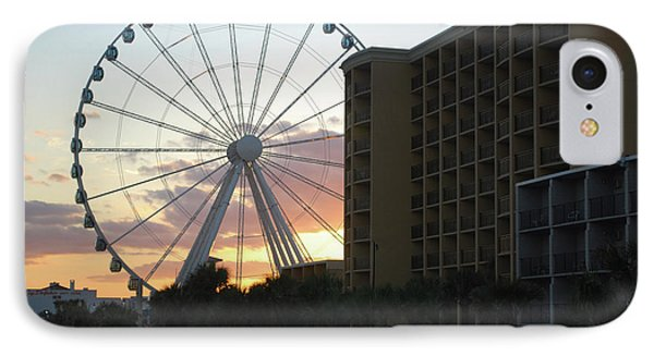 Myrtle Beach Sunset 2 IPhone Case