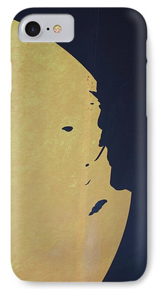 Mysteries Face Phone Case by Michael L Gentile