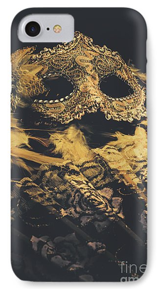 Mysteries In Play Acting IPhone Case by Jorgo Photography - Wall Art Gallery