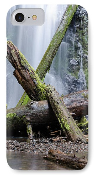 Mysteries In The Rainforest No. 2 IPhone Case
