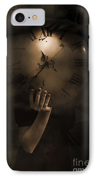 Mysteries Of Time IPhone Case by Jorgo Photography - Wall Art Gallery