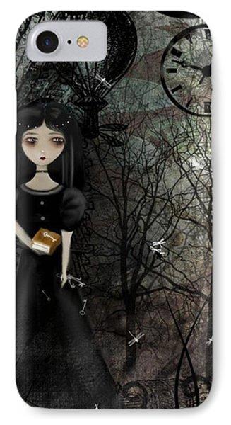 Mysterious Kingdom Phone Case by Charlene Zatloukal