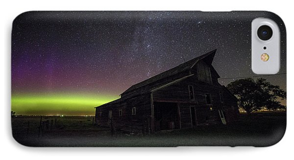 Mysterious Lights IPhone Case by Aaron J Groen
