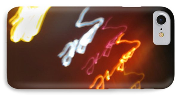 IPhone Case featuring the photograph Mysterious Signature by Ausra Huntington nee Paulauskaite