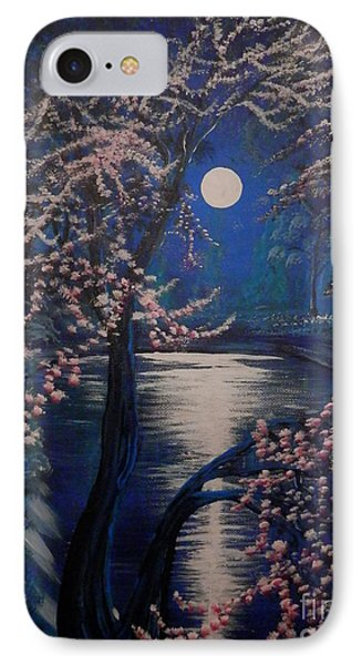 Mystery At Moonlight 2 Series IPhone Case by Mario Lorenz