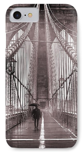 Mystery Man Of Brooklyn IPhone 7 Case