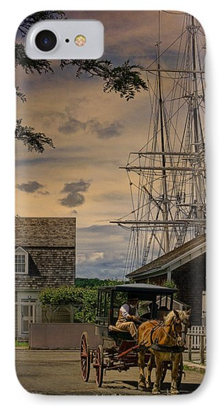 Mystic Evening IPhone Case by Chris Lord