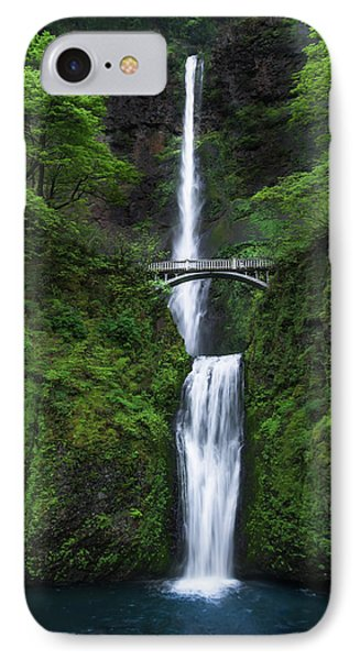 Mystic Falls IPhone Case by Larry Marshall