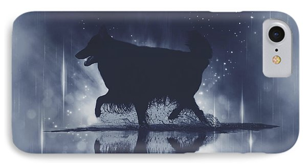 Mystic Journey 2 IPhone Case by Wolf Shadow  Photography