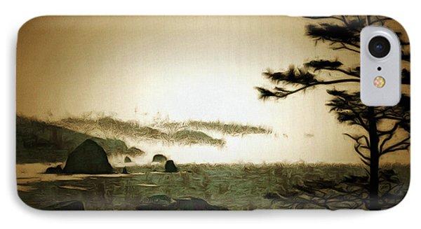 Mystic Landscapes IPhone Case by Mario Carini