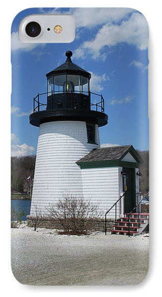Mystic Lighthouse IPhone Case by Gordon Mooneyhan