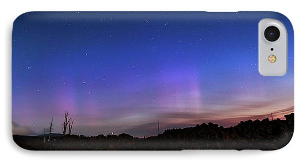 IPhone Case featuring the photograph Mystic Lights by Cat Connor