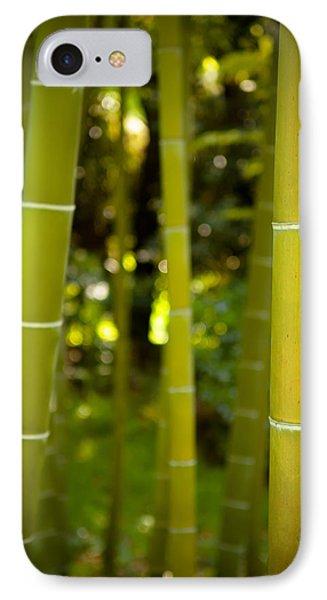 Mystical Bamboo IPhone Case
